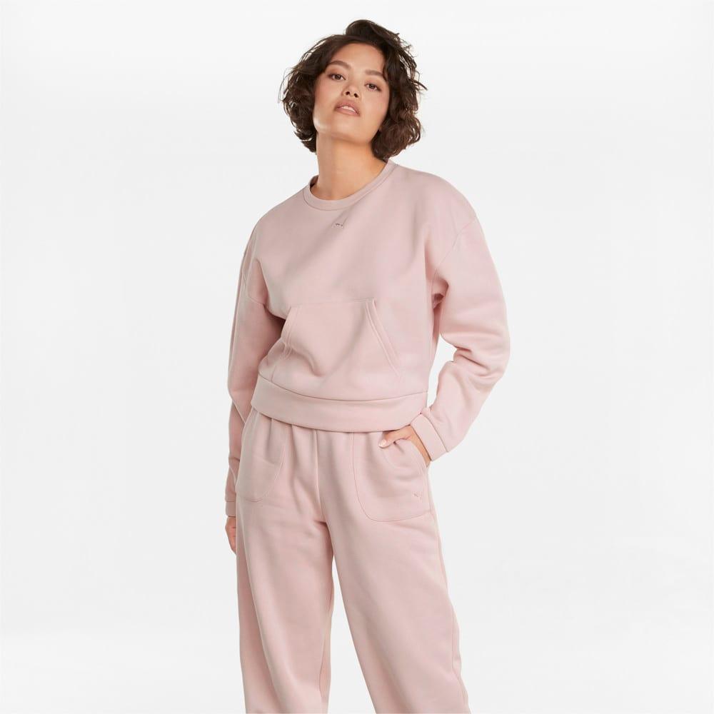 Зображення Puma Спортивний костюм Loungewear Women's Tracksuit #1: Lotus