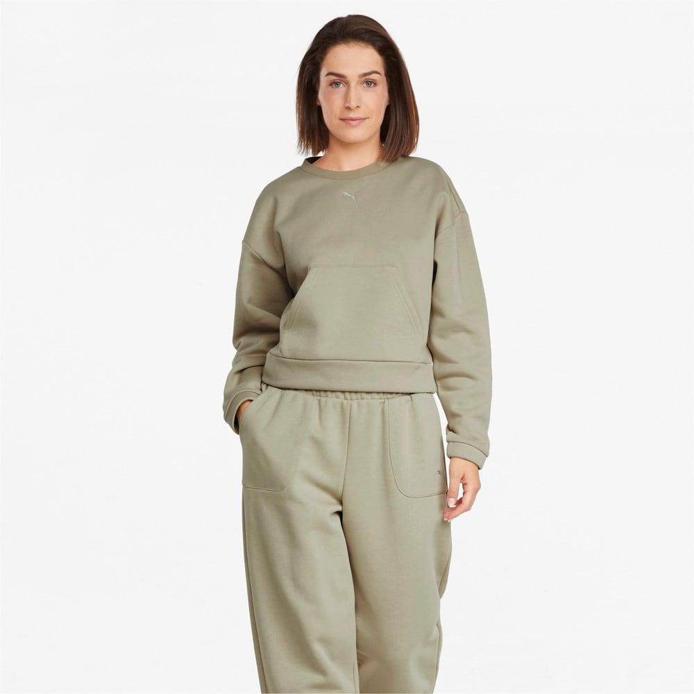 Зображення Puma Спортивний костюм Loungewear Women's Tracksuit #1: Spray Green