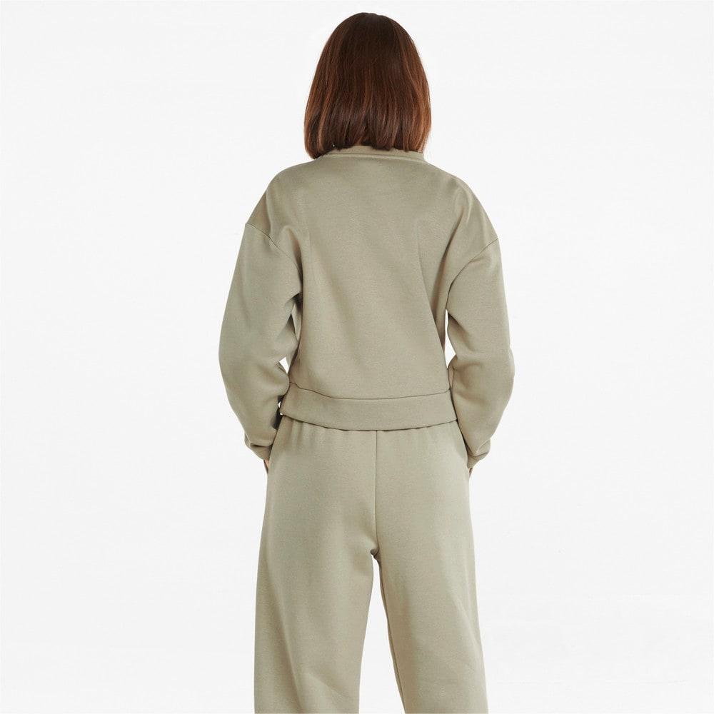 Зображення Puma Спортивний костюм Loungewear Women's Tracksuit #2: Spray Green