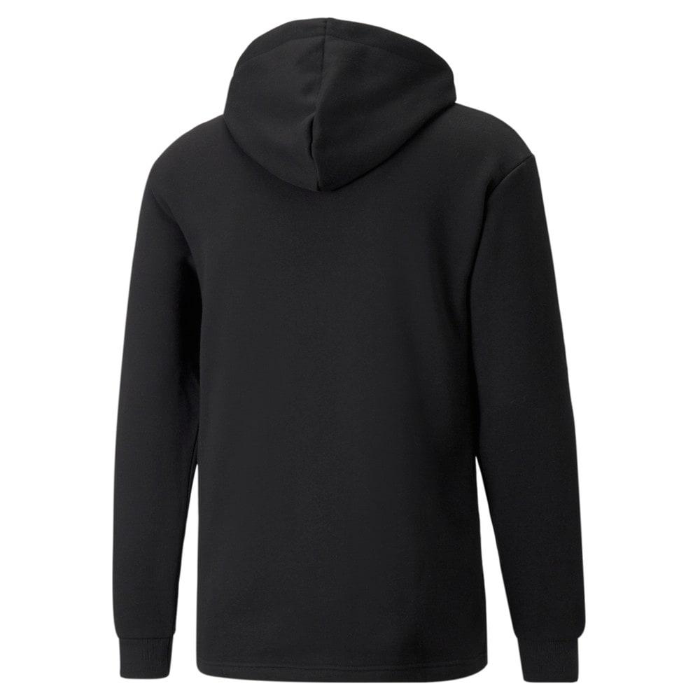 Зображення Puma Толстовка Essentials+ Fleece Men's Hoodie #2: Puma Black