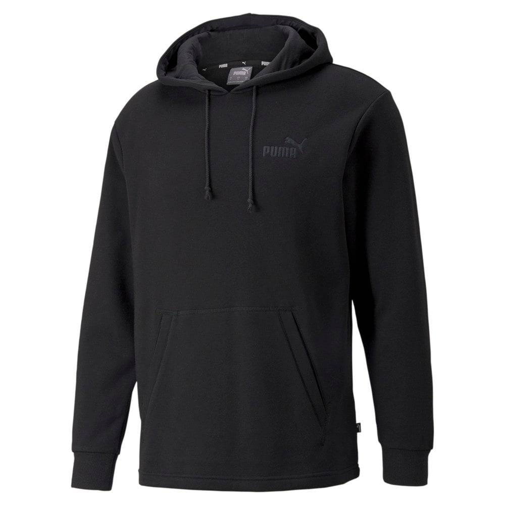 Зображення Puma Толстовка Essentials+ Fleece Men's Hoodie #1: Puma Black
