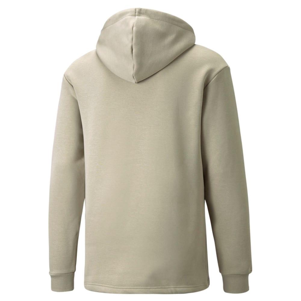 Изображение Puma Толстовка Essentials+ Fleece Men's Hoodie #2: Spray Green