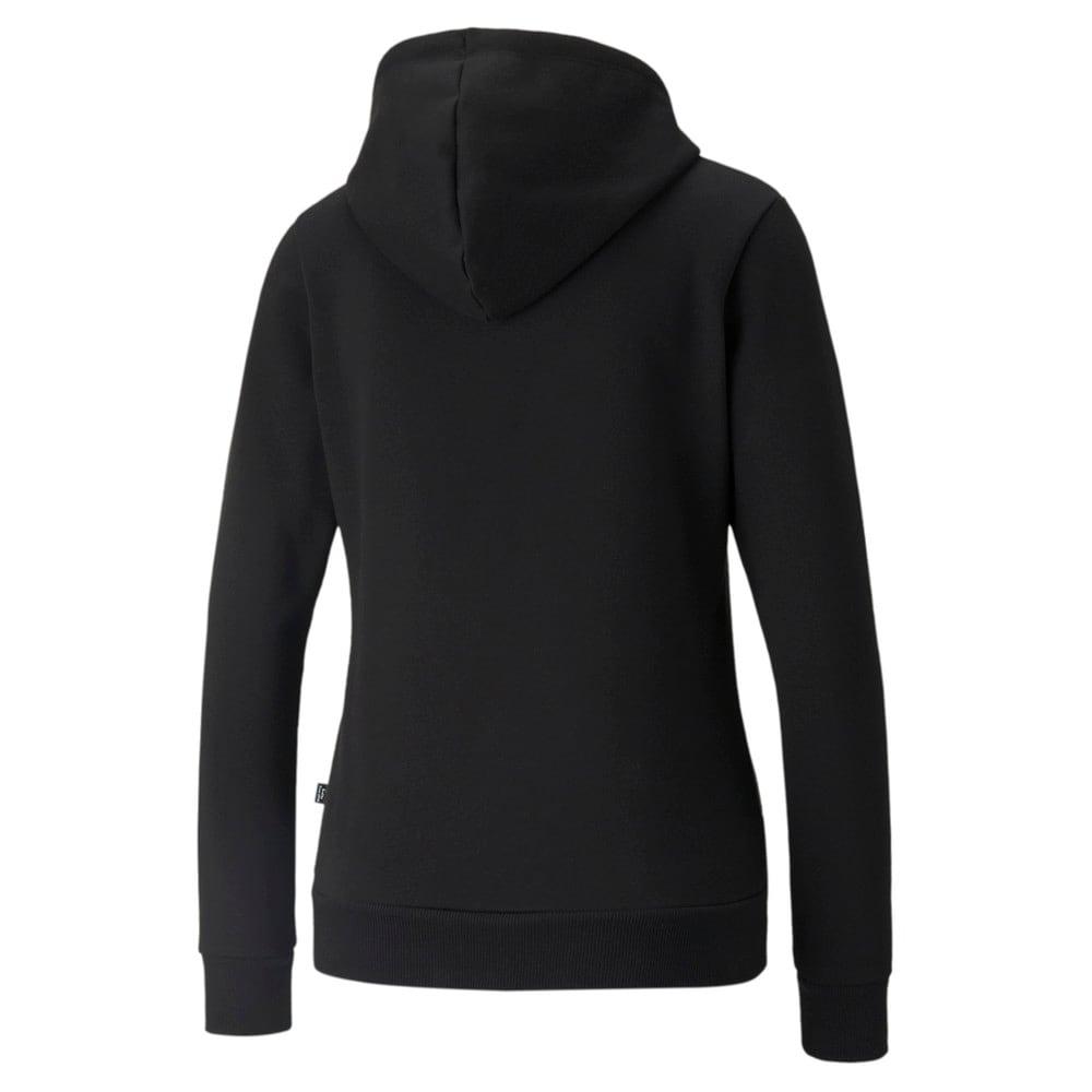 Зображення Puma Толстовка Essentials+ Embroidered Women's Hoodie #2: Puma Black