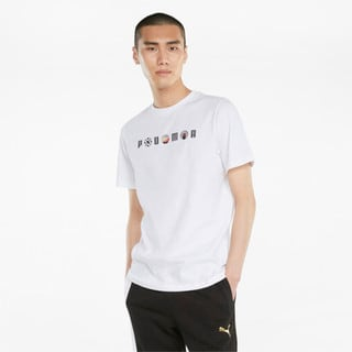 Görüntü Puma Art of Sport Erkek Grafik T-shirt