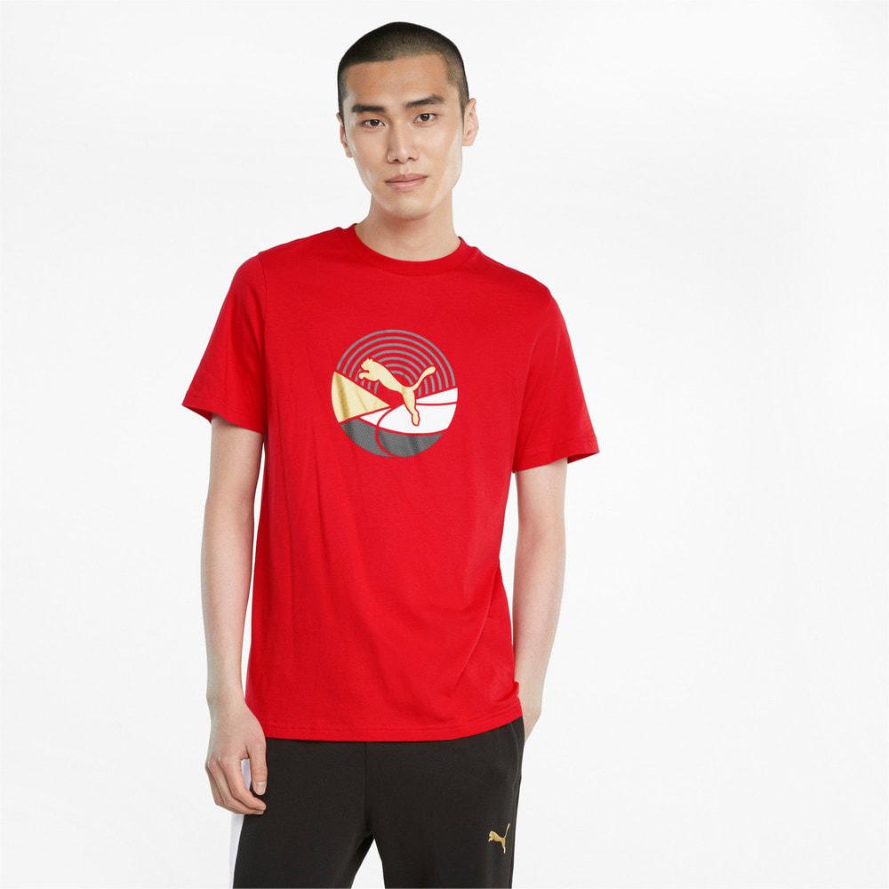 Görüntü Puma Art of Sport Erkek Grafik T-shirt #1