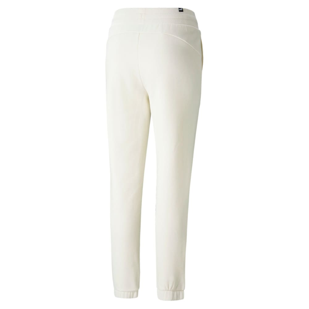 Изображение Puma Штаны Essentials+ Embroidered Fleece Women's Pants #2