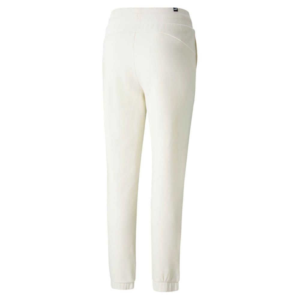 Изображение Puma Штаны Essentials+ Embroidered Fleece Women's Pants #2: no color