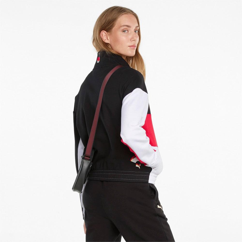 Зображення Puma Олімпійка AS Women's Track Jacket #2: Puma Black