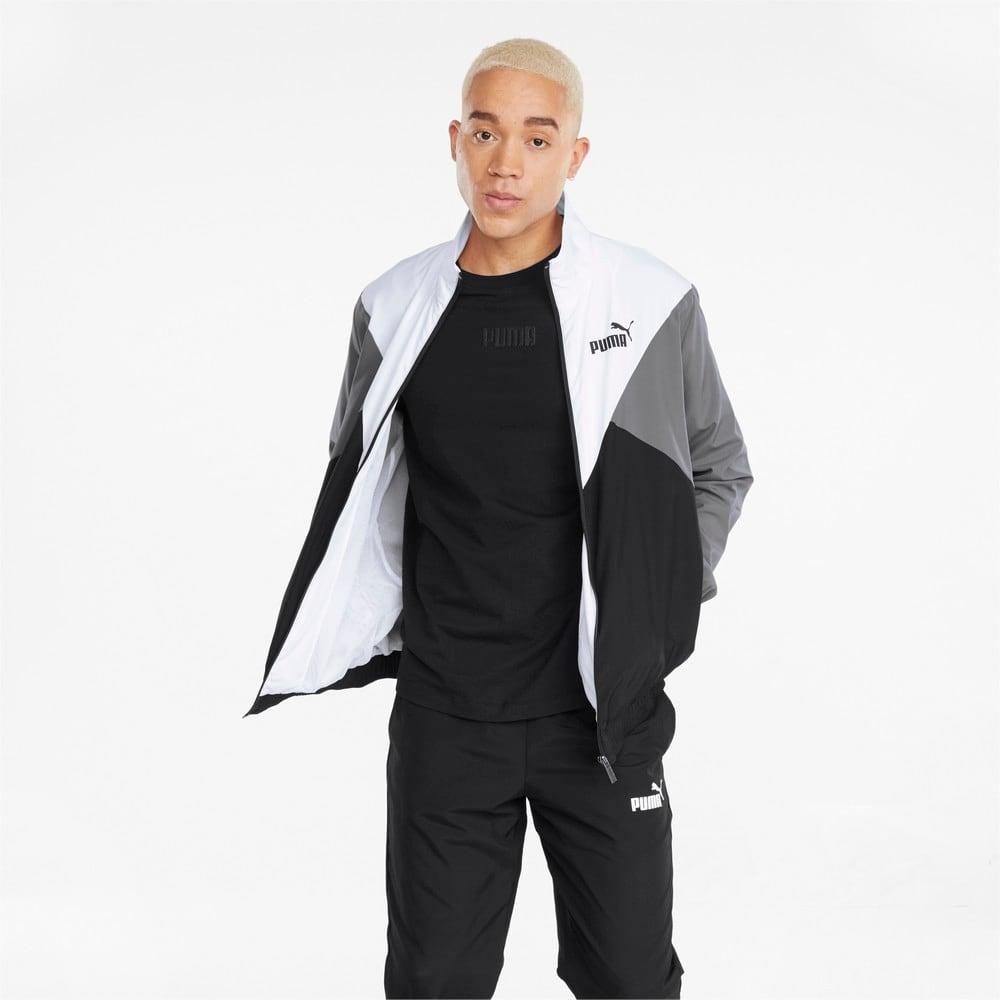 Зображення Puma Спортивний костюм CB Retro Woven Men's Tracksuit #1: Puma Black