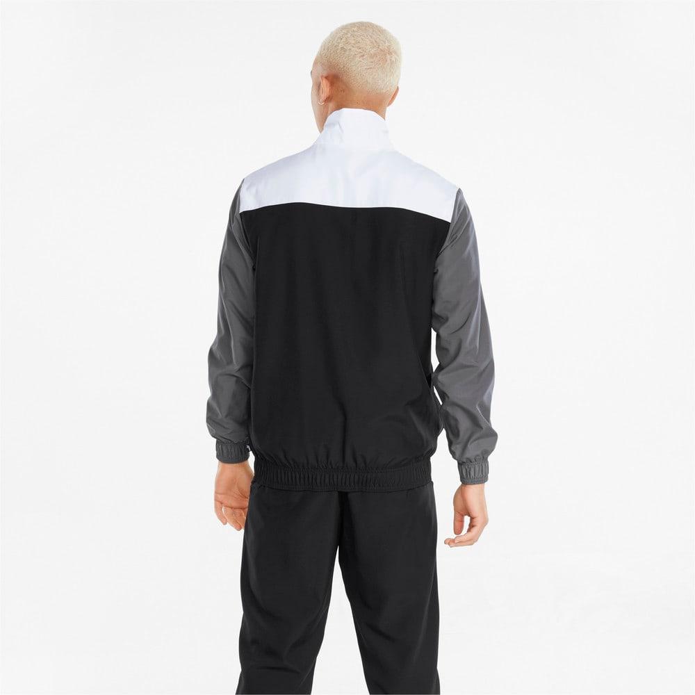Зображення Puma Спортивний костюм CB Retro Woven Men's Tracksuit #2: Puma Black
