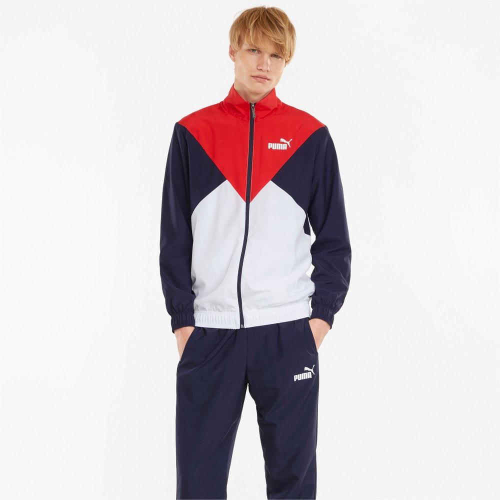 Imagen PUMA Conjunto deportivo de tejido plano para hombre CB Retro #1