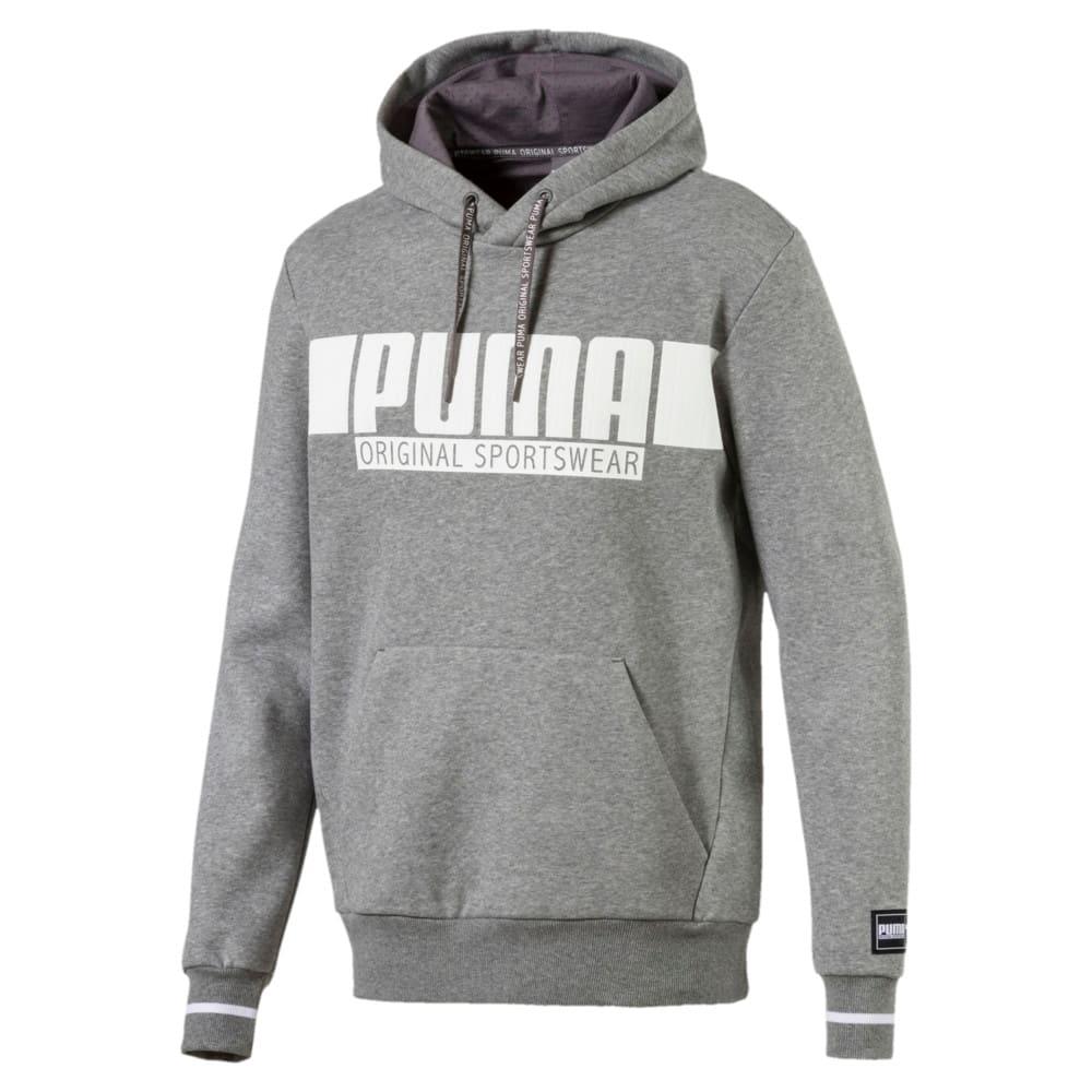 Görüntü Puma TRAINING Style ATHLETICS Kapüşonlu Erkek Sweatshirt #1
