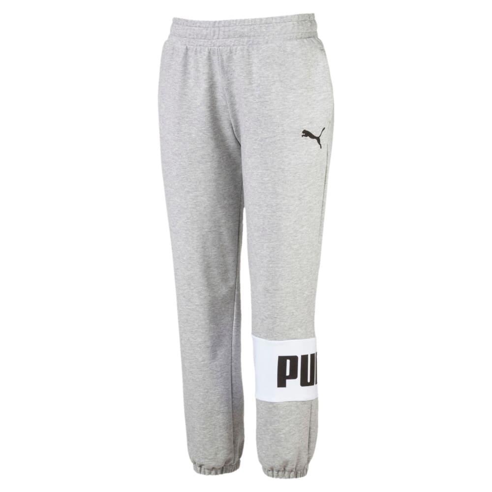 Изображение Puma Штаны URBAN SPORTS Sweat Pants #1