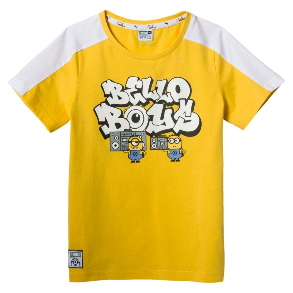 Görüntü Puma MINIONS Çocuk T-Shirt #1