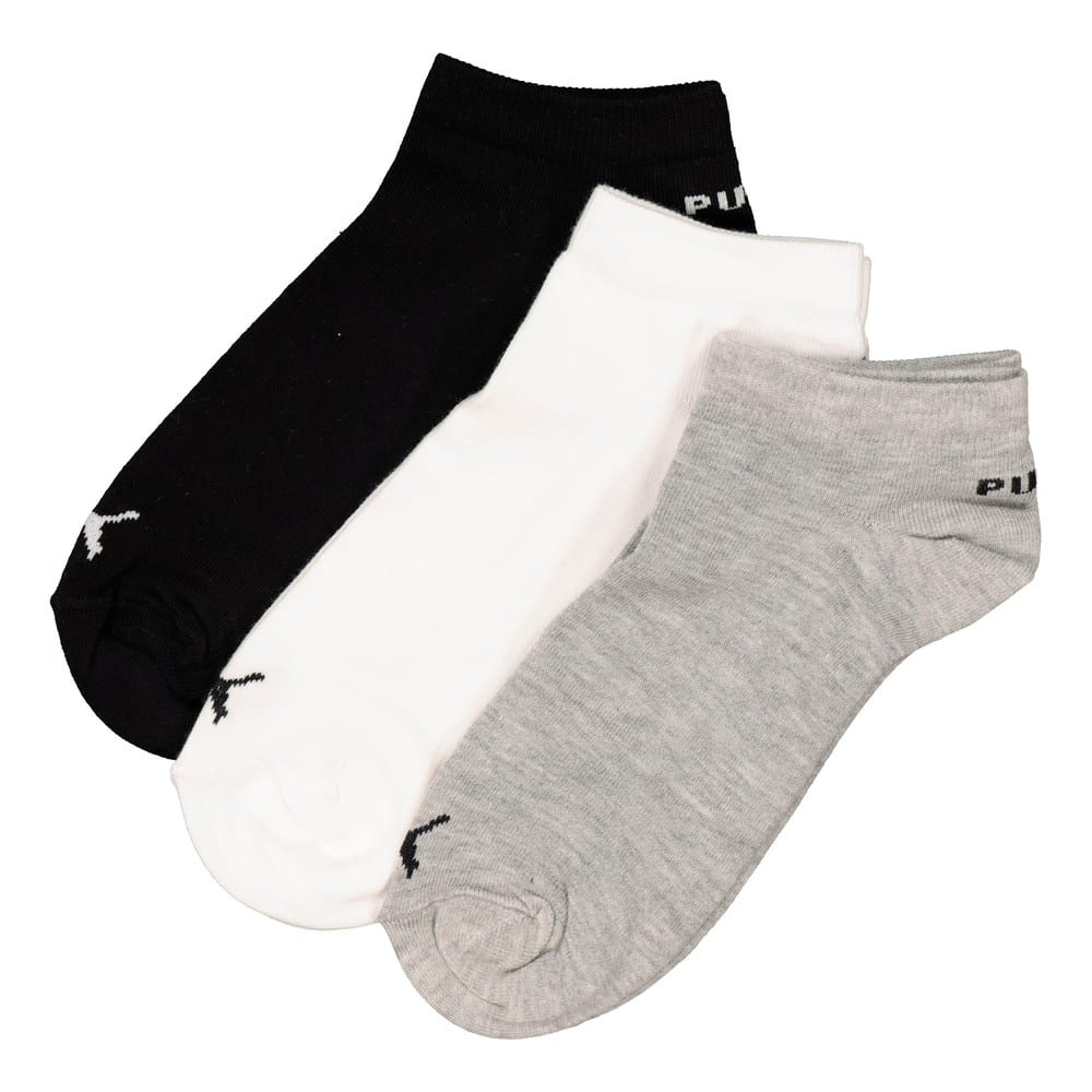 Image Puma Men's Secret Socks Three Pack #1
