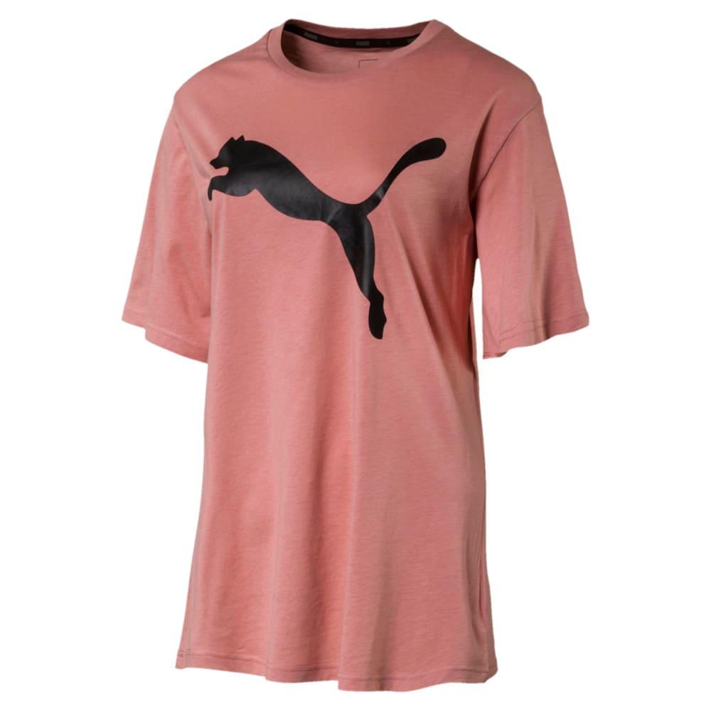Görüntü Puma evoSTRIPE Kadın Boyfriend T-shirt #1