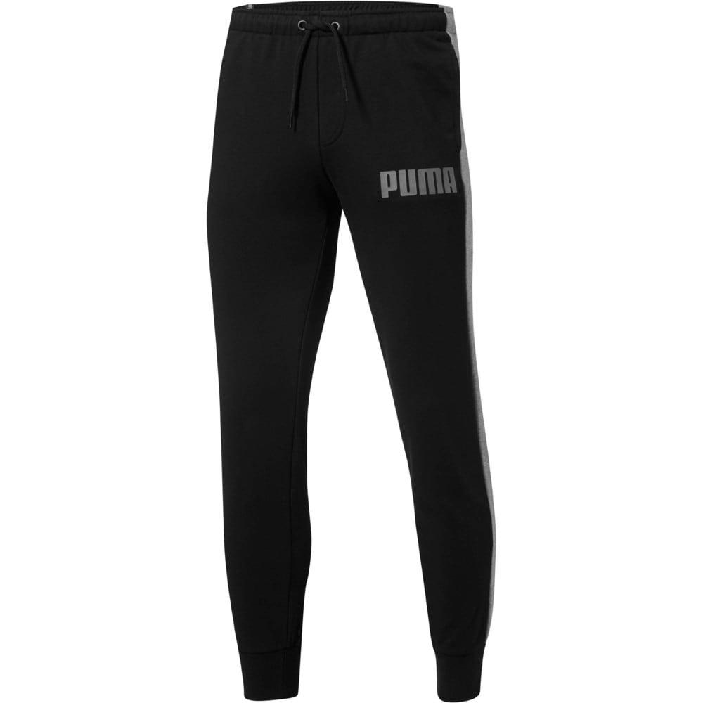 Изображение Puma Штаны Contrast Pants FT M CL #2