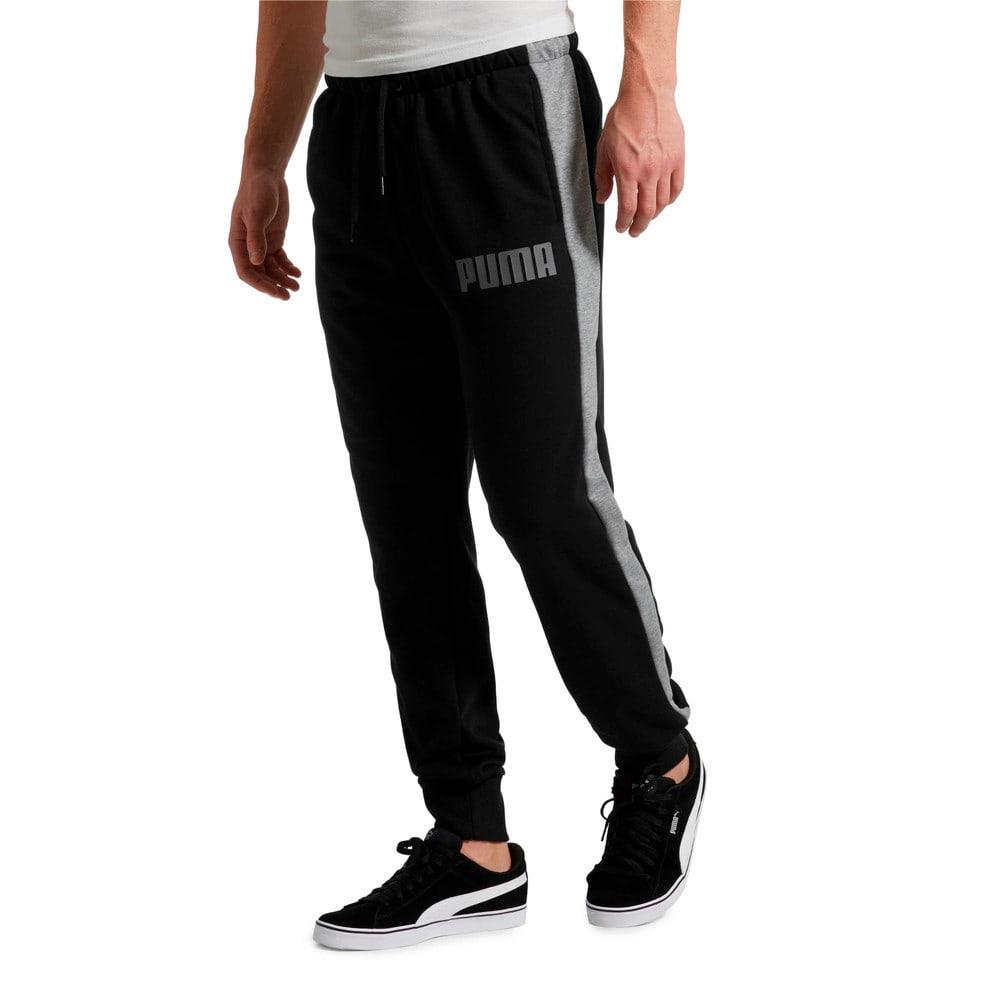 Изображение Puma Штаны Contrast Pants FT M CL #1