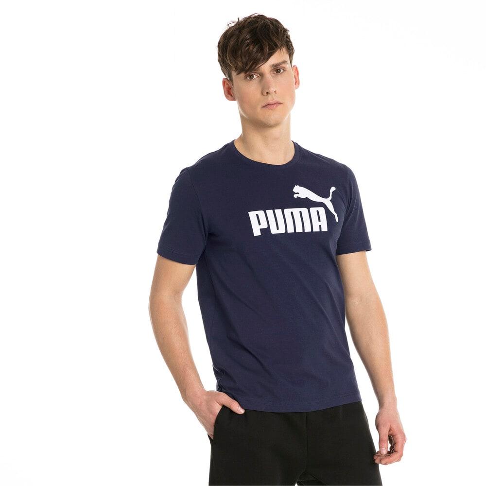 Imagen PUMA Polera Essentials para hombre #1