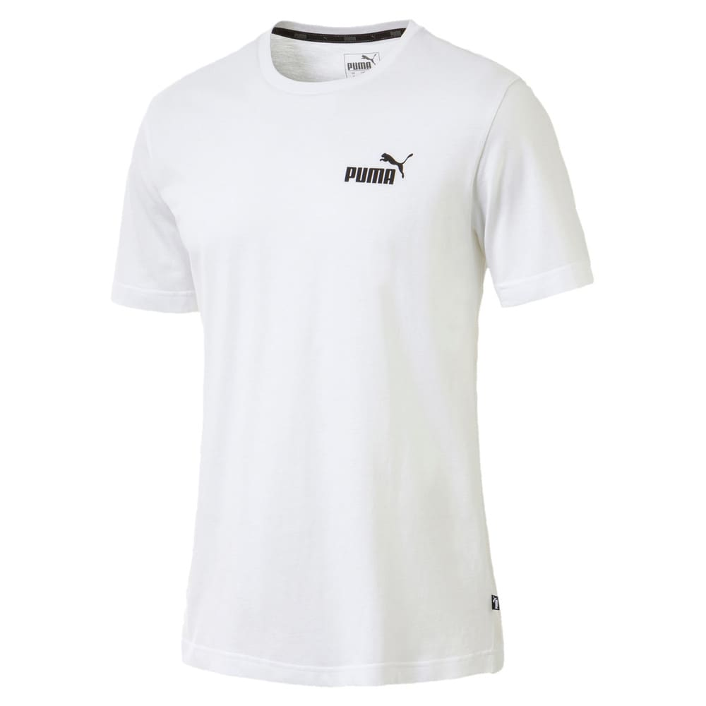 Image PUMA Camiseta Essentials Small Logo Masculina #1