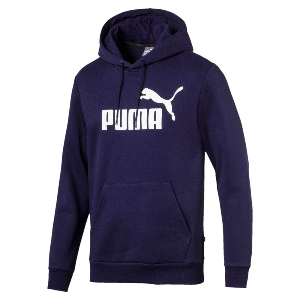 Image PUMA Moletom com Capuz Essentials Fleece Masculino #1