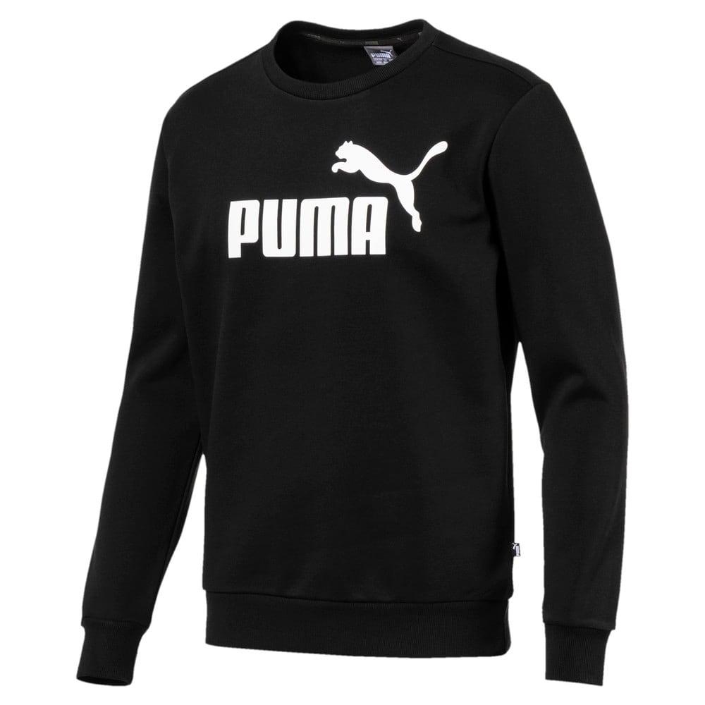 Изображение Puma Толстовка Essentials Fleece Crew Sweat #1