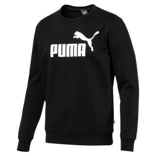 Изображение Puma Толстовка Essentials Fleece Crew Sweat