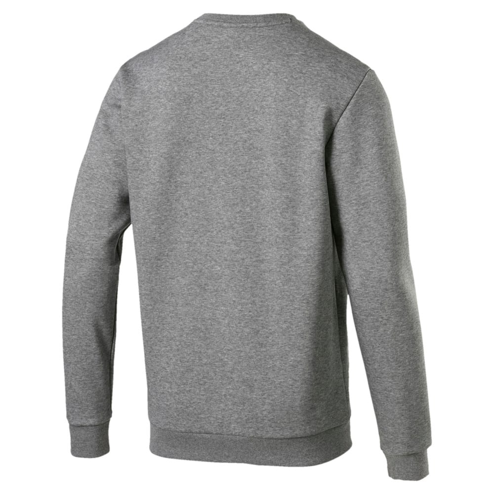 Изображение Puma Толстовка Essentials Fleece Crew Sweat #2