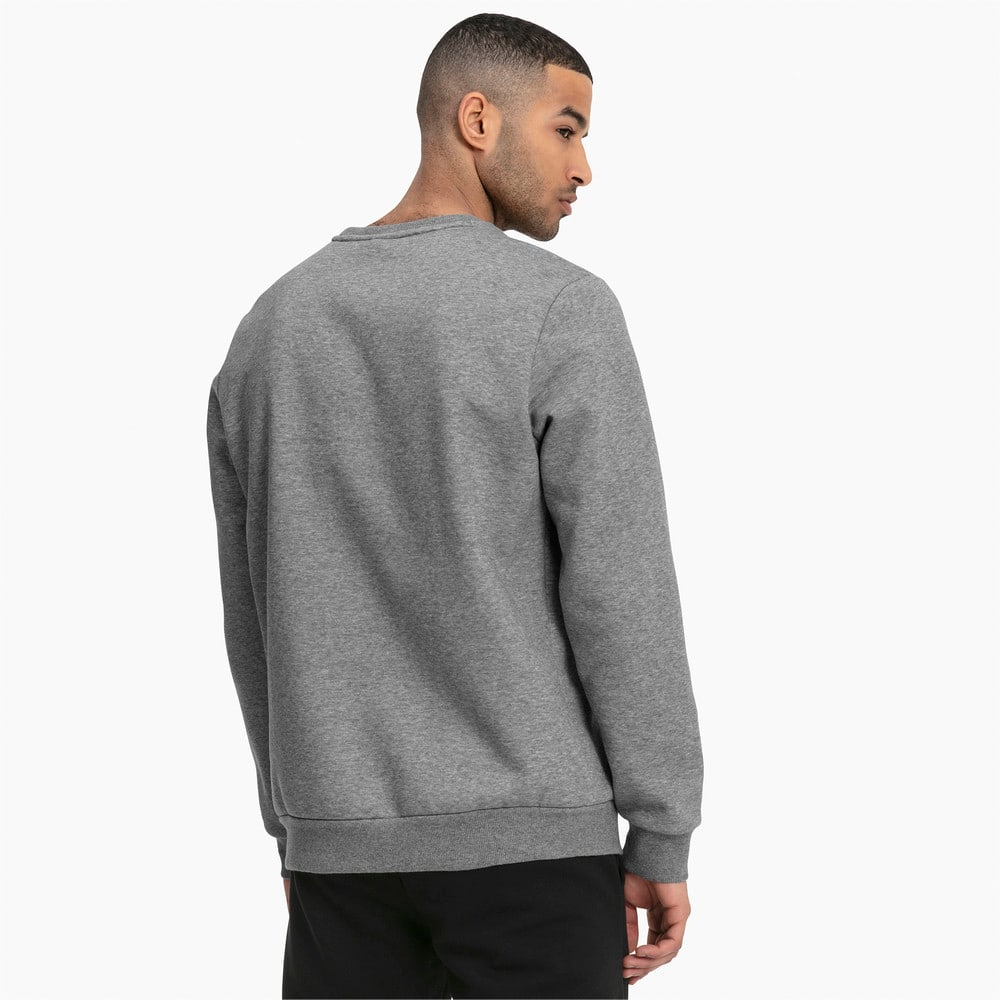 Зображення Puma Толстовка Essentials Fleece Crew Sweat #2: Medium Gray Heather
