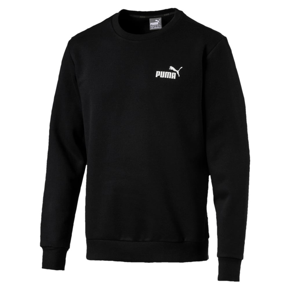 Зображення Puma Толстовка Essentials Fleece Crew Sweat #1