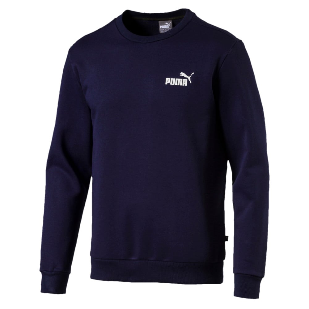 Изображение Puma Толстовка Essentials Fleece Crew Sweat #1