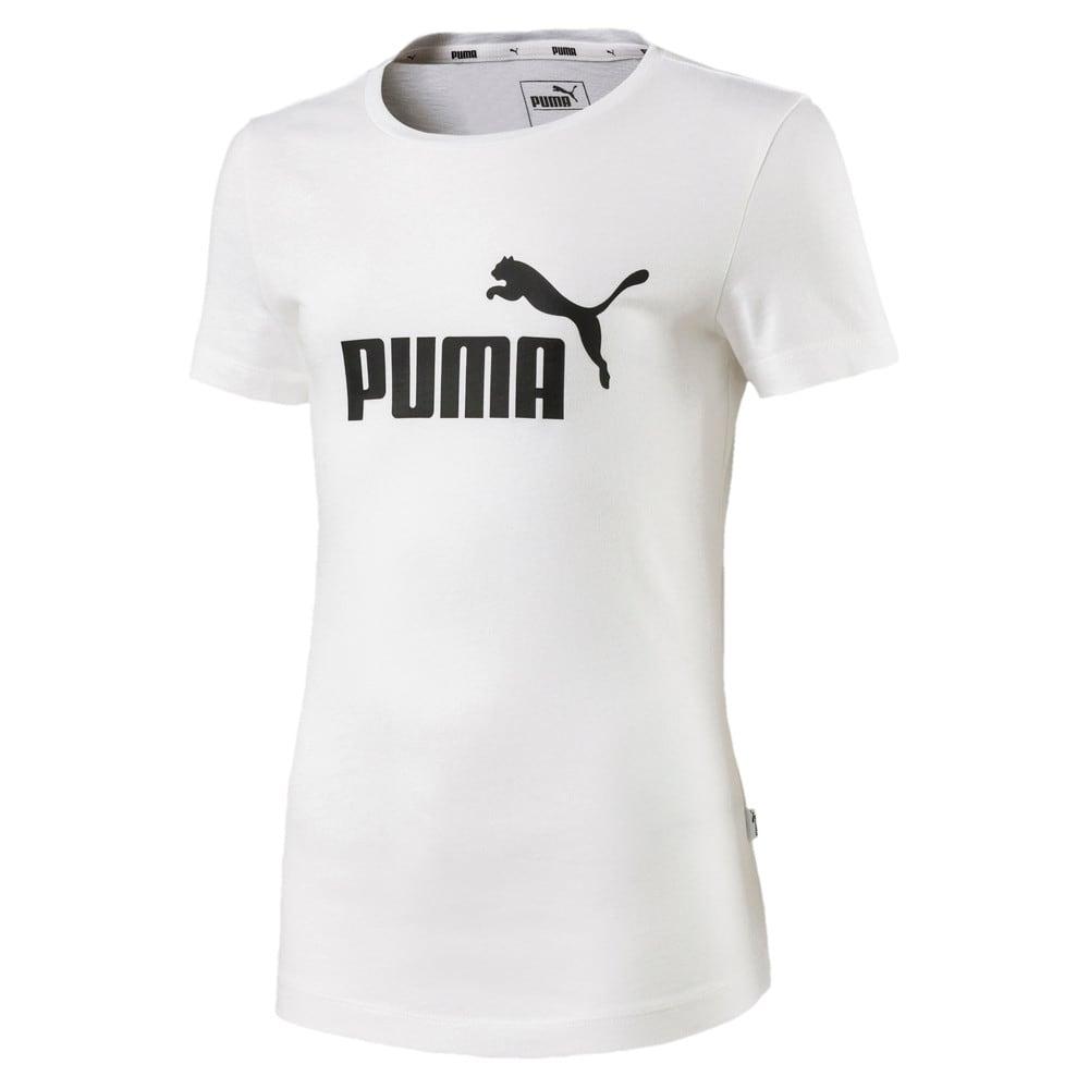 Image Puma Essentials Girls' Tee #1