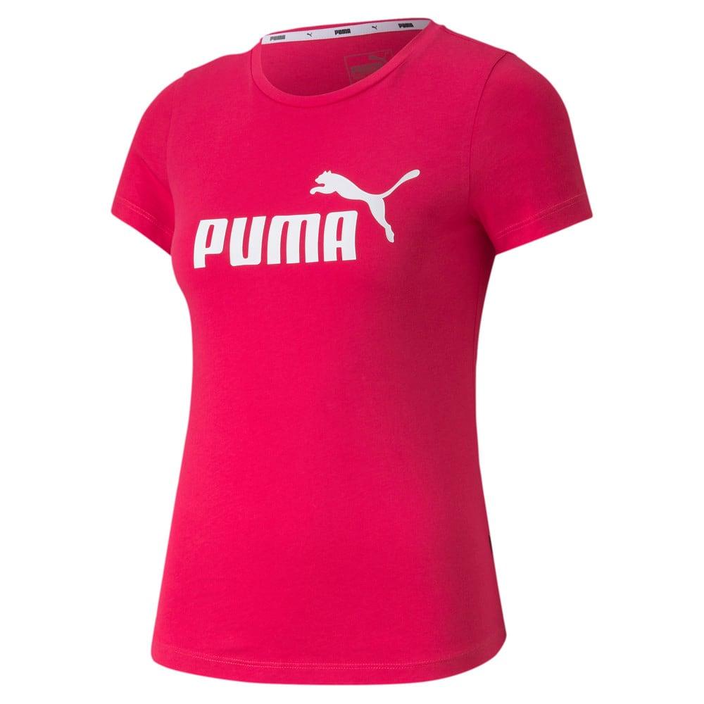 Изображение Puma Футболка Essentials Girls' Tee #1