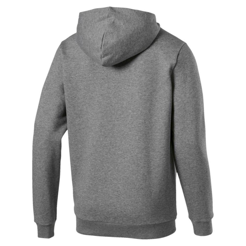 Изображение Puma Толстовка Essentials Fleece Hooded Jacket #2
