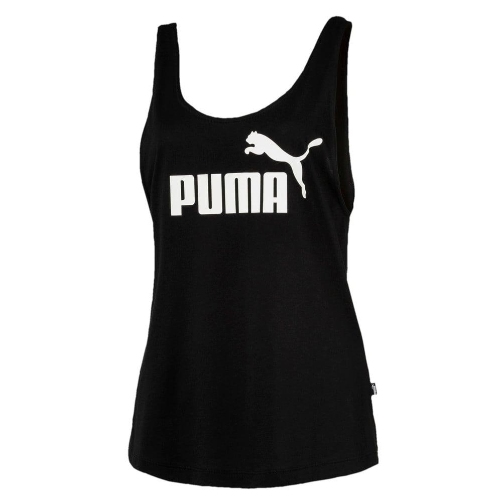 Image PUMA Regata Essentials Logo Feminina #1