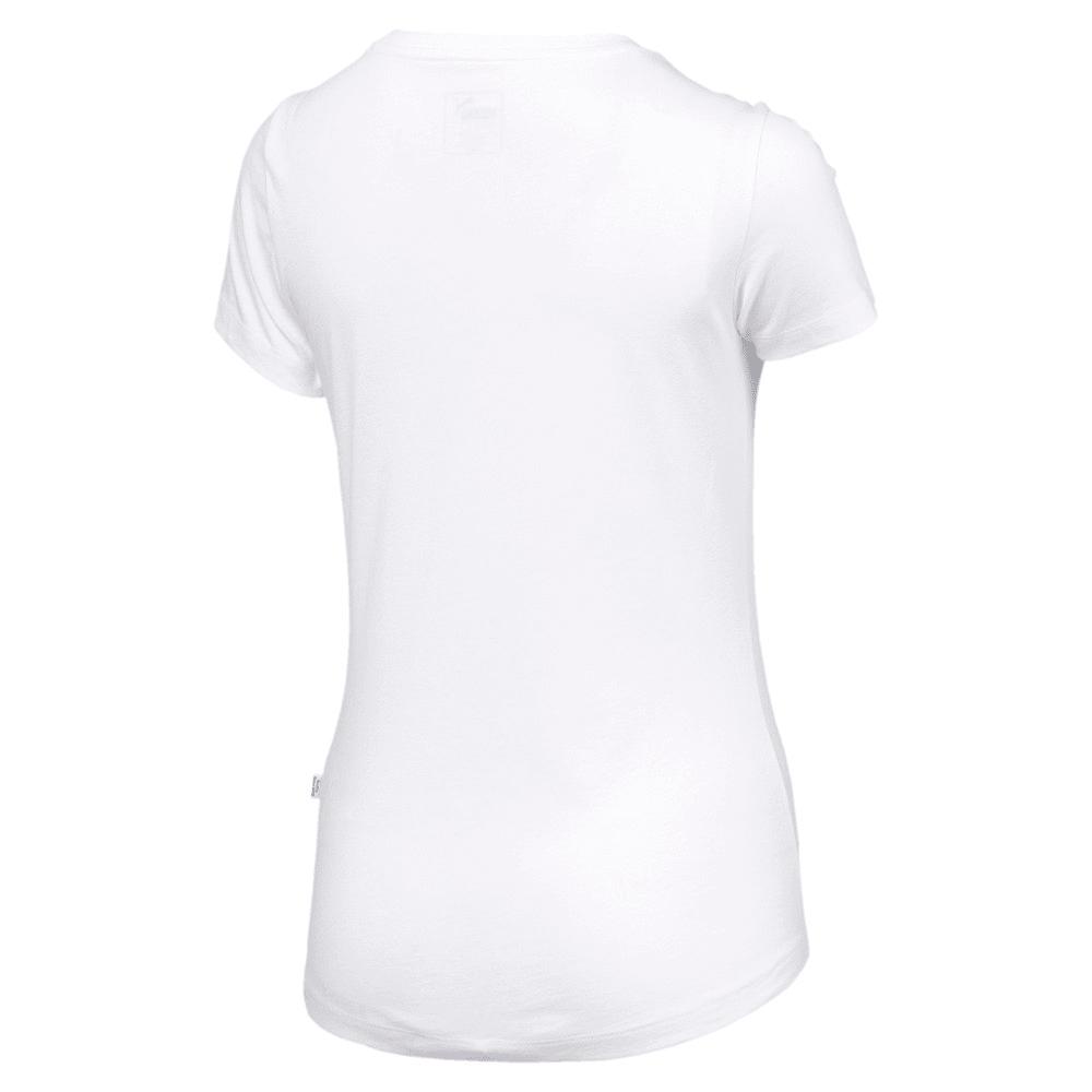 Image PUMA Camiseta Essentials Feminina #2