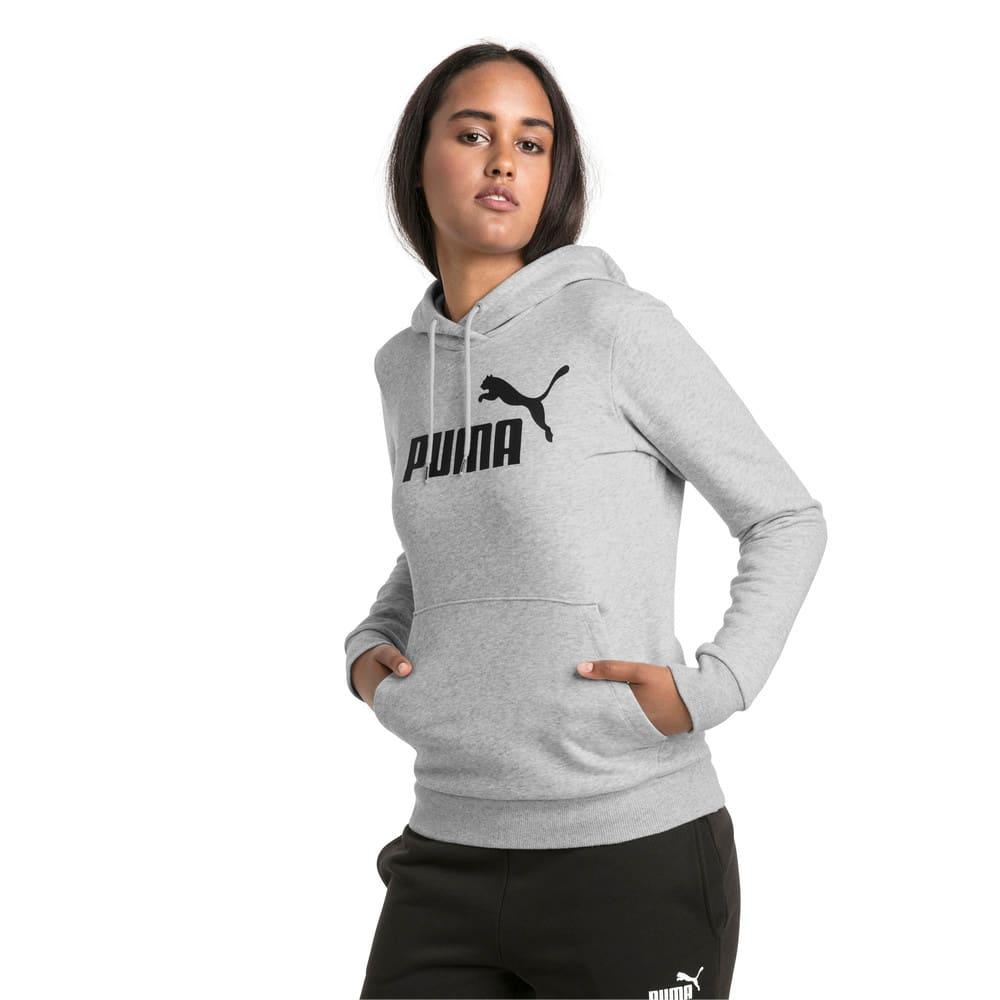 Görüntü Puma ESSENTIALS Kapüşonlu Kadın Sweatshirt #1