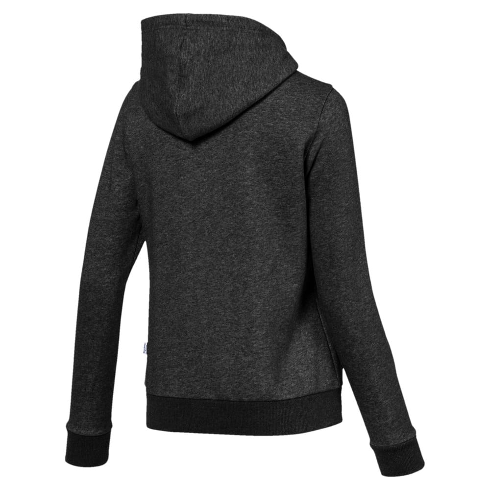 Зображення Puma Толстовка Essentials Fleece Hoody #2: Dark Gray Heather