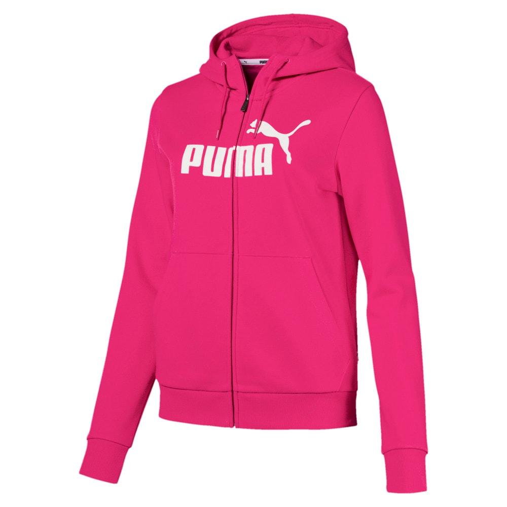 Imagen PUMA Polerón con capucha Essential para mujer #1