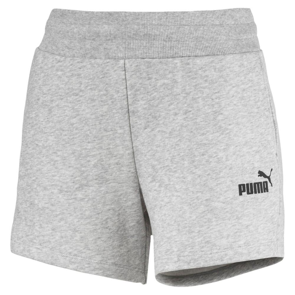 Image Puma Essentials Women's Sweat Shorts #1