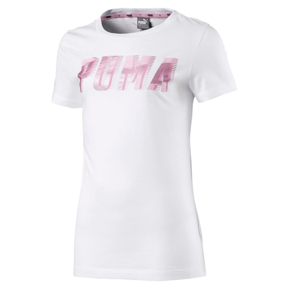 Imagen PUMA Polera Style Graphic 1 para niñas #1