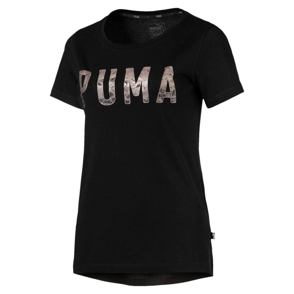 Imagen PUMA Polera Athletic para mujer #1