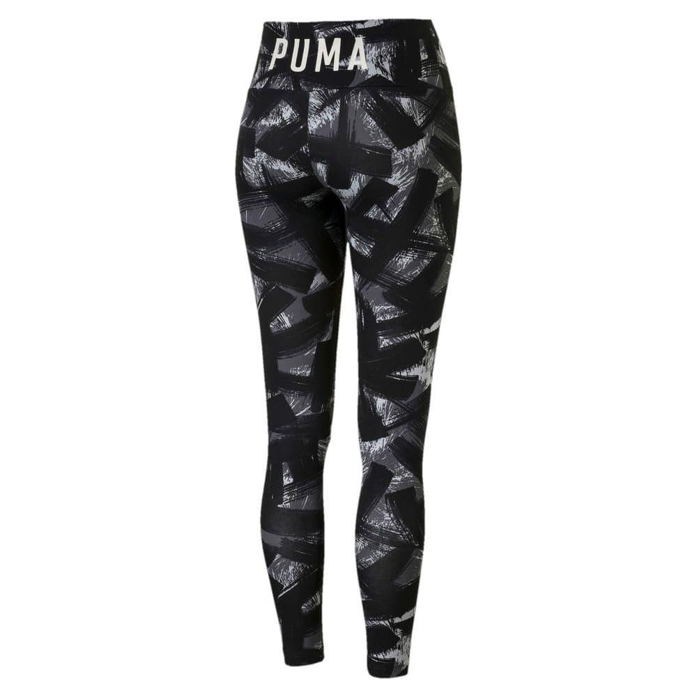 Imagen PUMA Leggings Fusion AOP para mujer #2