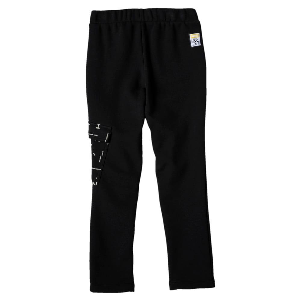 Imagen PUMA Pantalones deportivos PUMA x MINIONS para niños #2
