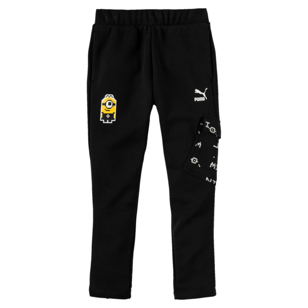 Imagen PUMA Pantalones deportivos PUMA x MINIONS para niños #1