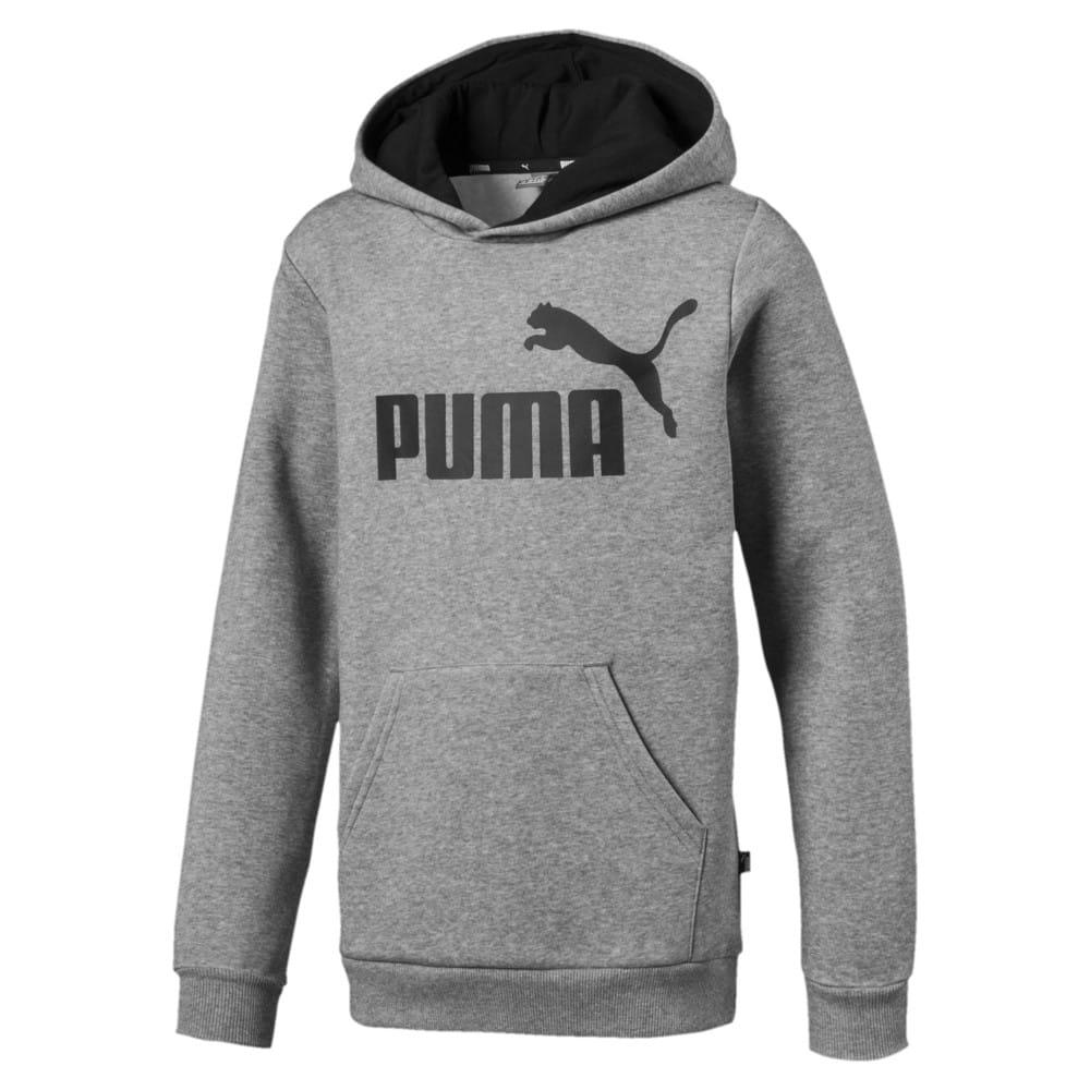 Imagen PUMA Polerón con capucha Essentials B #1
