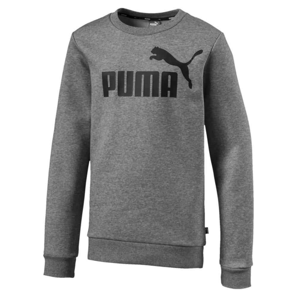Изображение Puma Детская толстовка Essentials Crew Sweat B #1