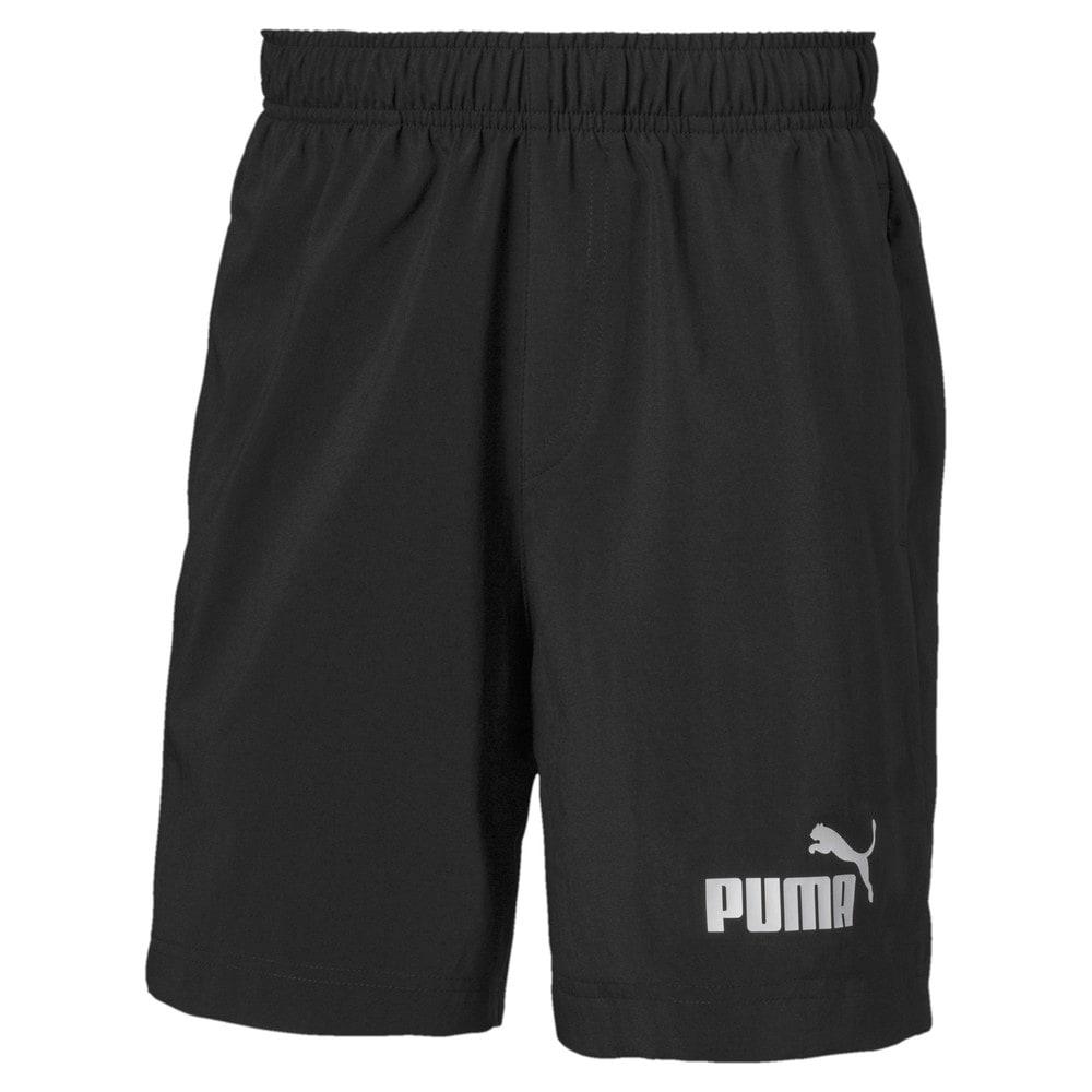 Imagen PUMA Shorts de malla tejida Essentials B #1