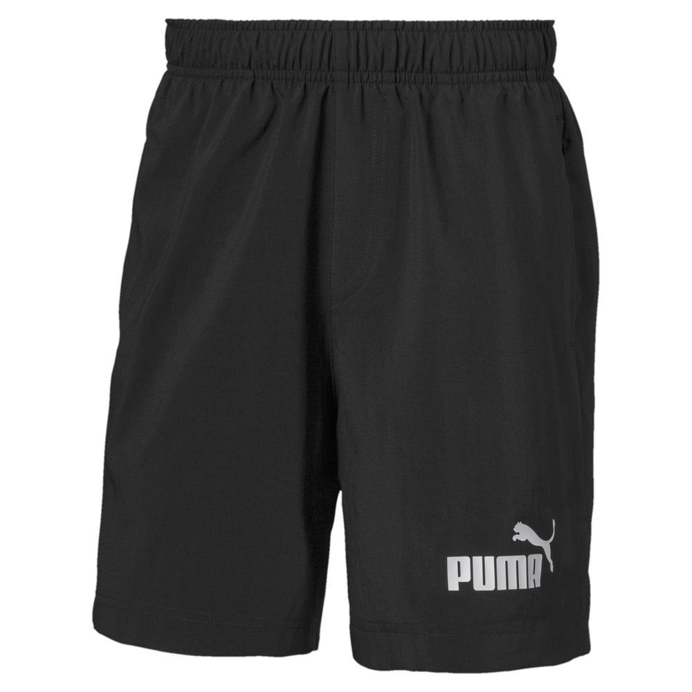 Изображение Puma Детские шорты Essentials Woven Shorts B #1