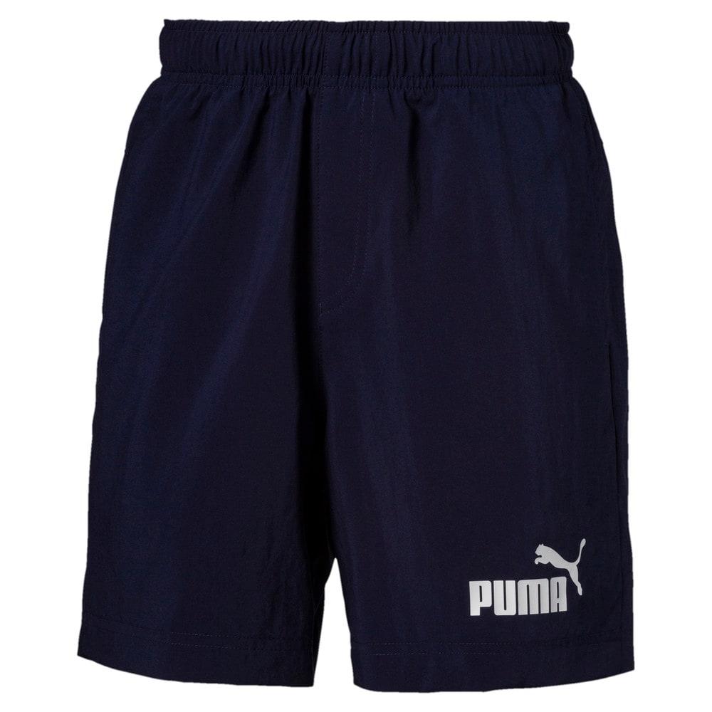 Изображение Puma Детские шорты Essentials Woven Shorts B #1
